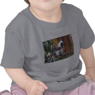 Colobus magnífico camiseta