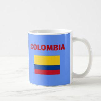 Colombia BZ intrépido asalta Tazas