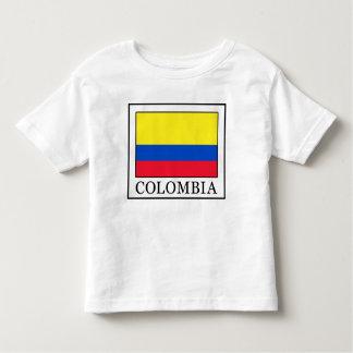 Colombia Camiseta De Bebé