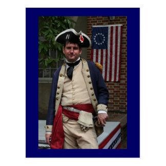 Colono histórico de Philadelphia Postal