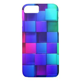 color 3D Funda iPhone 7