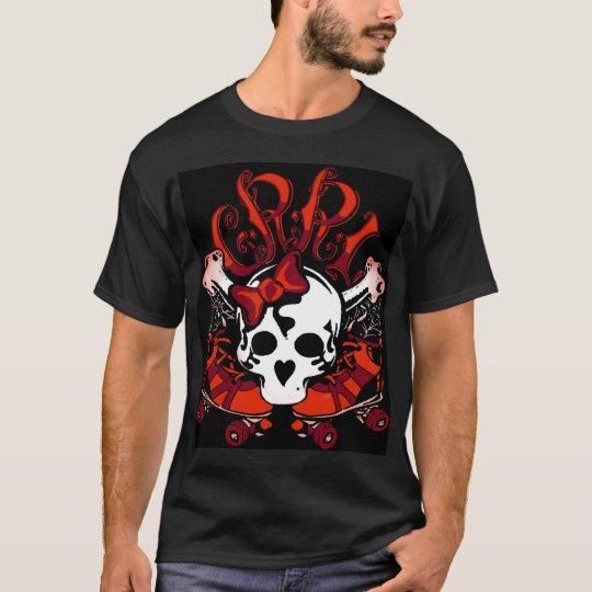 Color alterno para Grrl del logotipo de Pensacola Camiseta