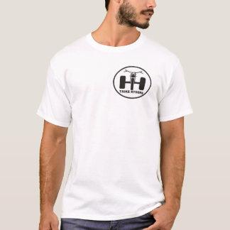 Color claro de las camisetas