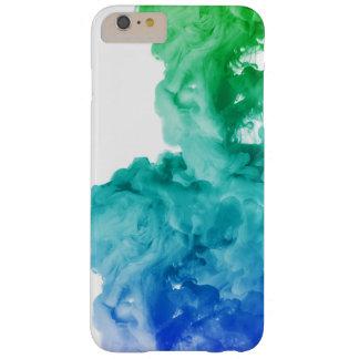 Color de acrílico o tinta en agua funda barely there iPhone 6 plus
