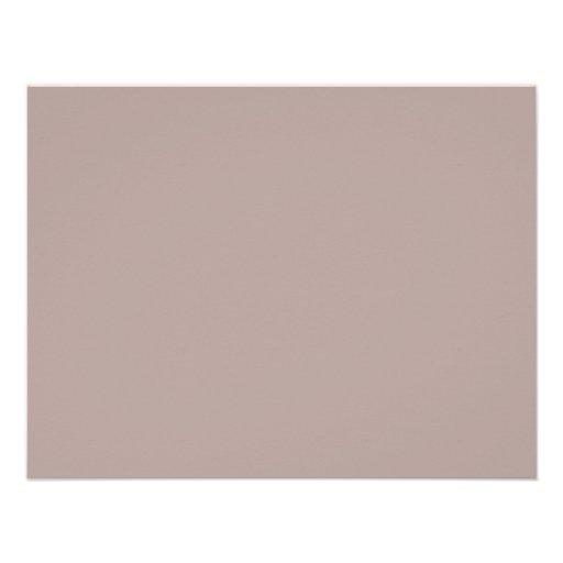 Color de fondo de color topo invitaci n 10 8 x 13 9 cm - Color topo pared ...