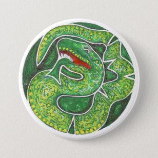 Color de la serpiente - botón de México que