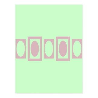 Color de malva 1 de Minnie Postal