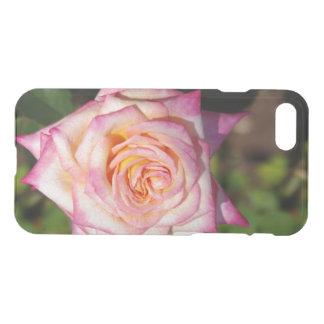Color de rosa rosado funda para iPhone 8/7