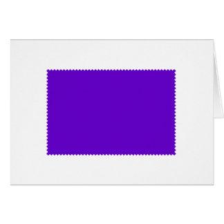 Color de Swatch la plantilla de los regalos de Zaz Tarjeta De Felicitación