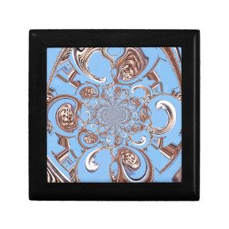 Color del cielo del regalo de Hakuna Matata del sa Cajas De Regalo