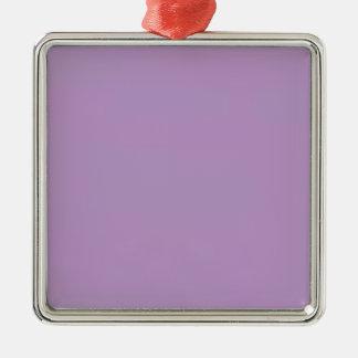 Color elegante de la moda de la violeta africana ornamentos de reyes magos