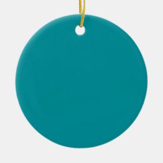 Color elegante del trullo de Paradingly Adorno De Cerámica