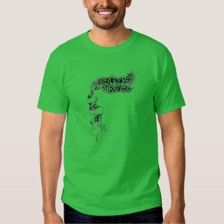 Color gitano de la camiseta del Album Art de