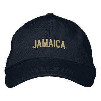 Color llano simple del personalizado de la palabra gorra de béisbol