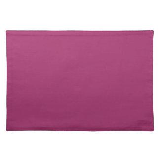 Color rosado magenta armonioso optimista P29 Salvamanteles