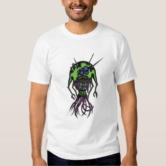 Color T del monstruo Camisas