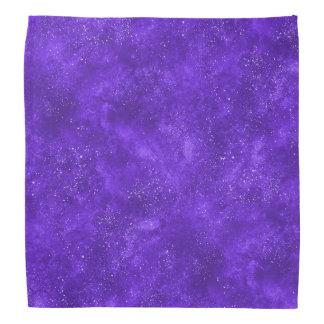 Color ultravioleta del pañuelo del año