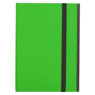 color verde claro simple funda para iPad air