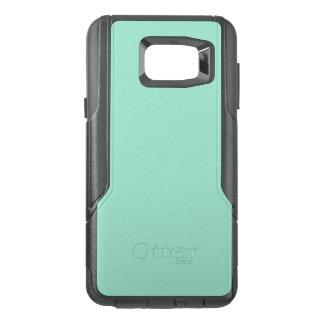 Color verde del océano O01 Funda OtterBox Para Samsung Note 5