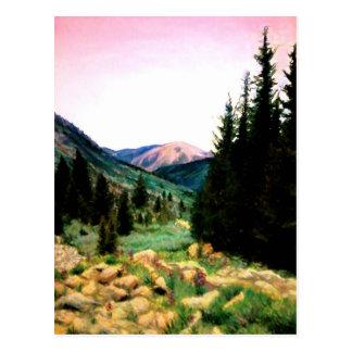 Colorado de exploración postal