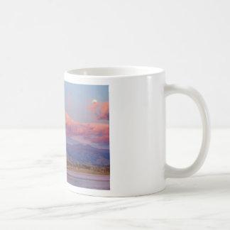 Colorado Front Range desea salida del sol máxima d Tazas De Café