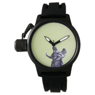 Coloree el efecto, fotografía simple filtrada, reloj