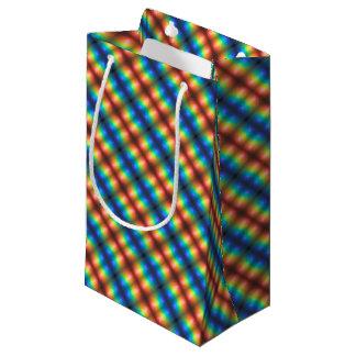 Coloree el extracto del caos bolsa de regalo pequeña