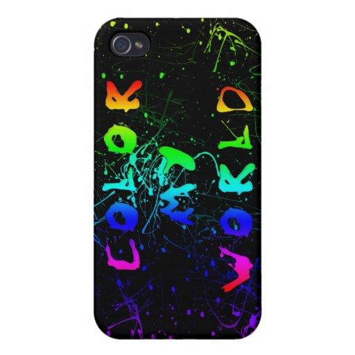 Coloree mi mundo iPhone 4 cobertura