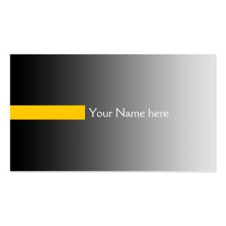 COLOREE SOLAMENTE el gris de las pendientes - amar Plantilla De Tarjeta Personal