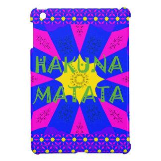 Colores asombrosos hermosos del diseño de Hakuna