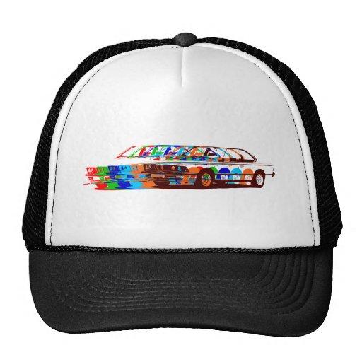 Colores completos clásicos de BMW Gorros