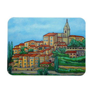 Colores de Crillon-le-Valiente, imán de Provence