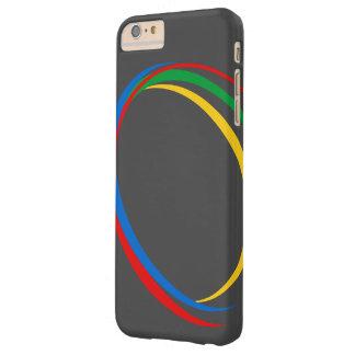 Colores de Google Funda Barely There iPhone 6 Plus