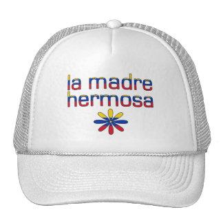 Colores de la bandera de Madre Hermosa Venezuela d Gorras De Camionero
