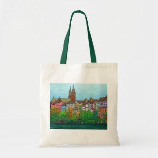 Colores de la bolsa de asas de Basilea de Lisa