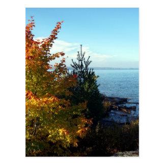 Colores de la isla, isla de San José, Ontario, Postal