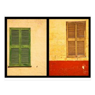Colores de Menorca Postal