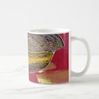 Colores de Rust_729, Moho-Arte Taza De Café