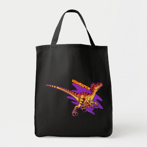 Colores de Utahraptor Bolsa