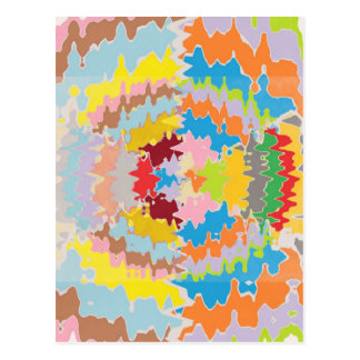 Colores del arco iris de EBR:  Balance energético Postal