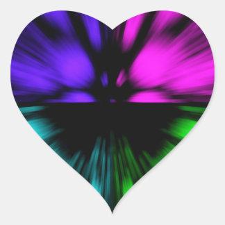 Colores del extracto cuatro del arte pop. Espacio Colcomanias De Corazon