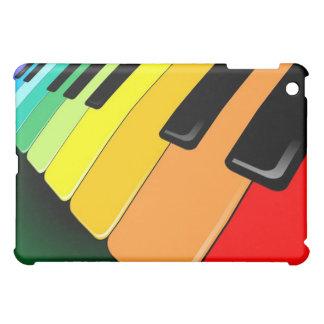 Colores del fiesta de la música del teclado