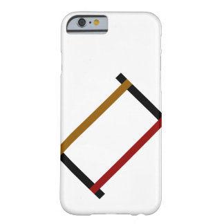 Colores del gráfico 3 funda barely there iPhone 6