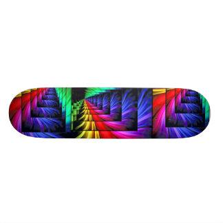 Colores del mind_ tablas de patinar
