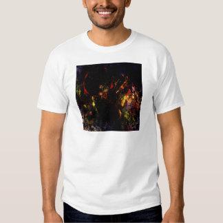 Colores del pepino camisetas