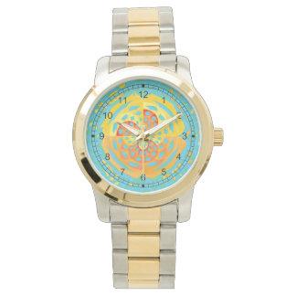 Colores del verano reloj de pulsera