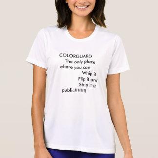 COLORGUARD       el único lugar… Camiseta