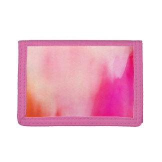 Colorido anaranjado coralino del rosa abstracto de