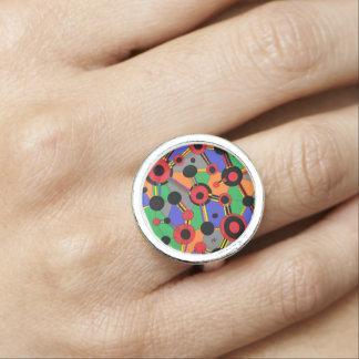 colors baile anillo
