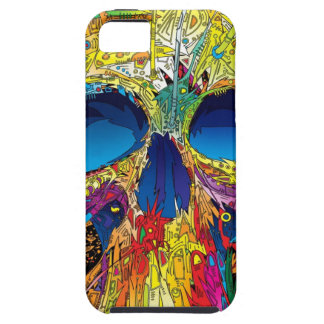 colourful-skull-1920x1080.jpg iPhone 5 cobertura